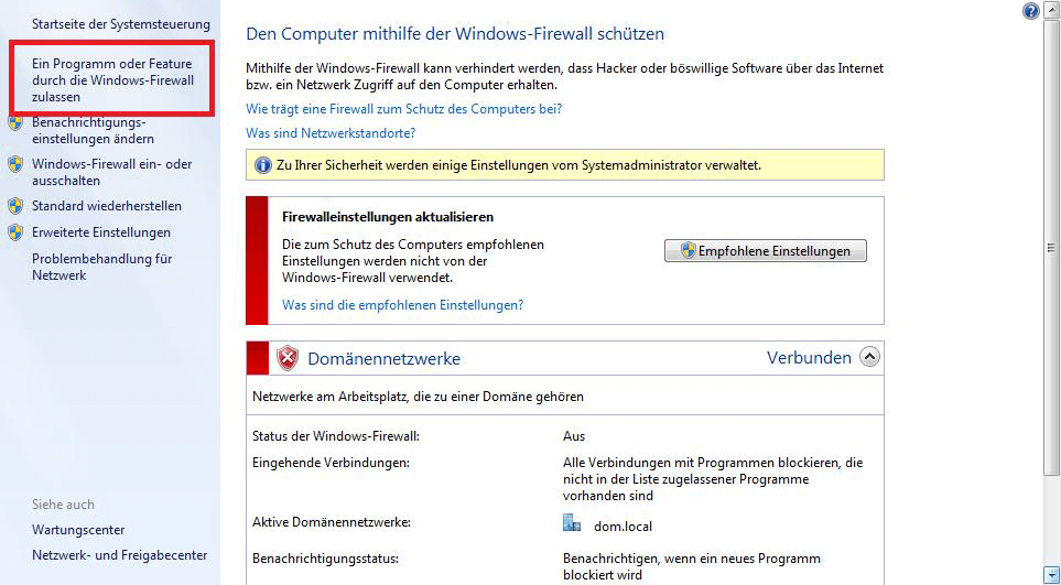genügt windows defender